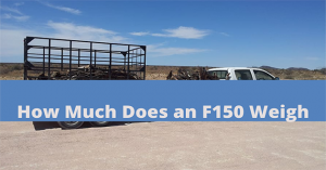 How Much Does an F150 Weigh